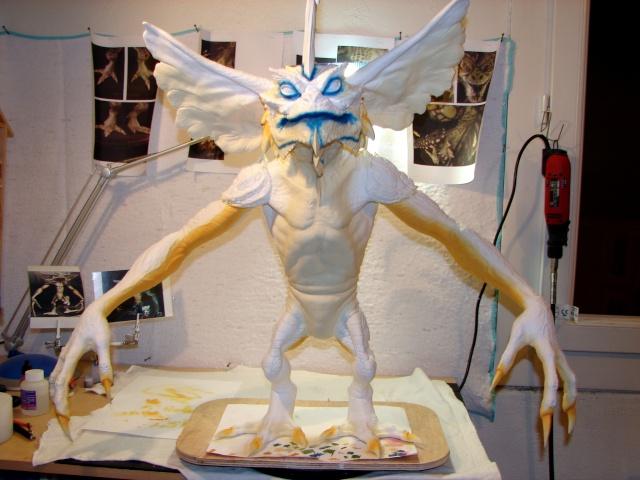 Gremlins Evil kit vinyl 1/1 Gremli51
