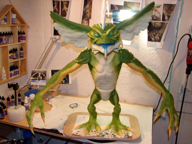 Gremlins Evil kit vinyl 1/1 Gremli61