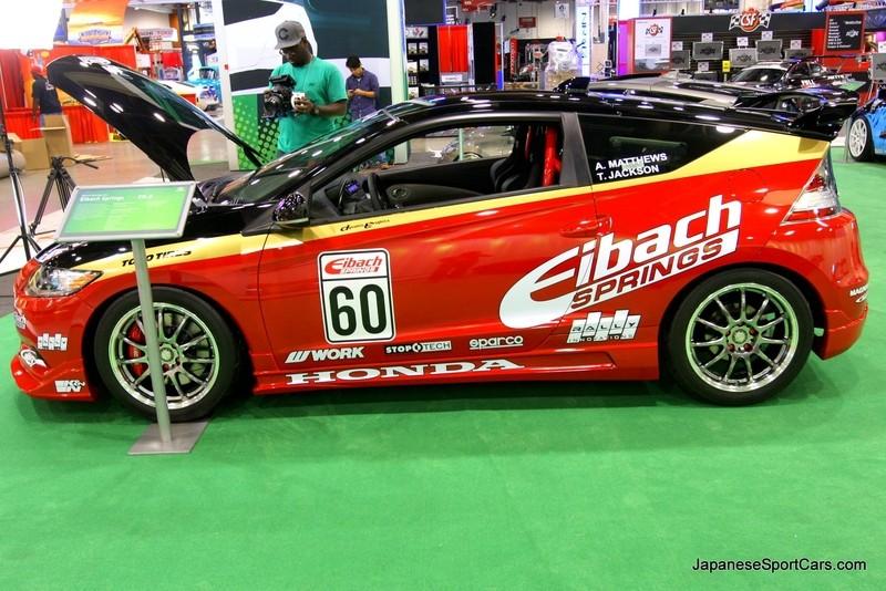 Eibach Springs 2011 CR-Z  2011-c12