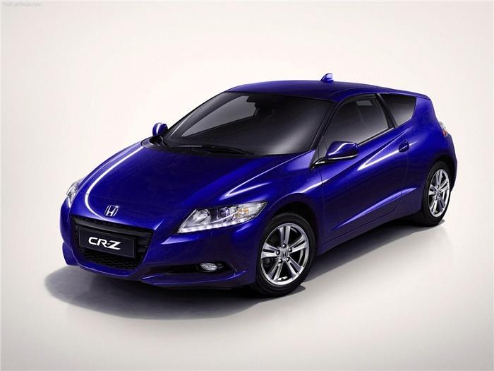 Les 7 coloris de la Honda CRZ Crzfij11