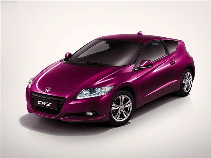 Les 7 coloris de la Honda CRZ Crzpin11