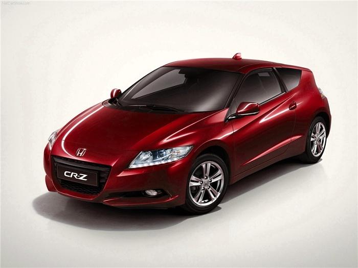 Les 7 coloris de la Honda CRZ Crzred11