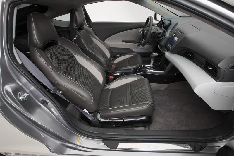 The DSO 2011 CR-Z Sport Hybrid  Honda-11