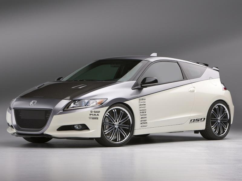 The DSO 2011 CR-Z Sport Hybrid  Honda_13