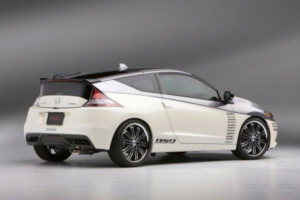 The DSO 2011 CR-Z Sport Hybrid  L_hond10