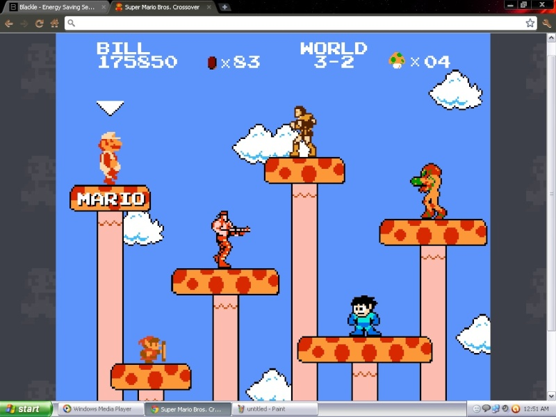 Google Chrome Add-ons Mario_10
