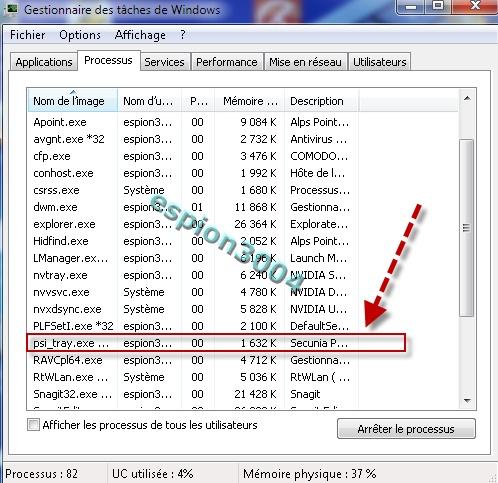 Secunia Personal Software Inspector (PSI) : Contre Les exploits et failles de sécurité dans les logiciels ! 05-06-16