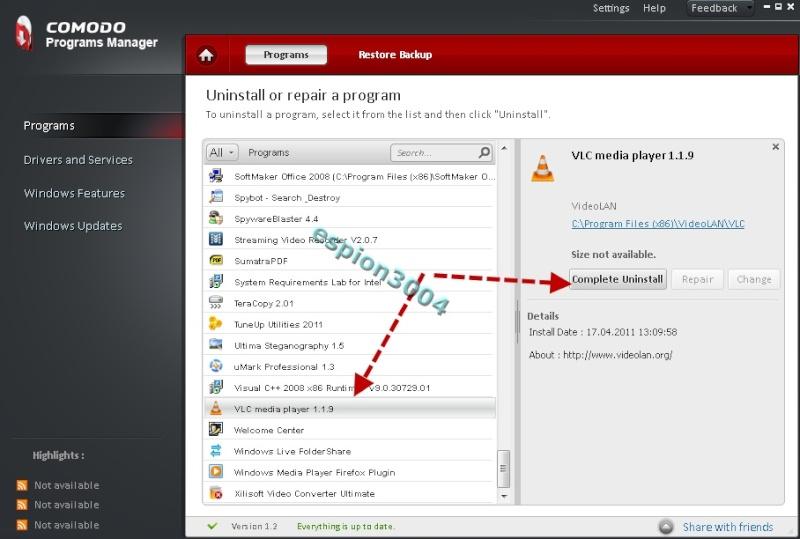 Secunia Personal Software Inspector (PSI) : Contre Les exploits et failles de sécurité dans les logiciels ! 05-06-17