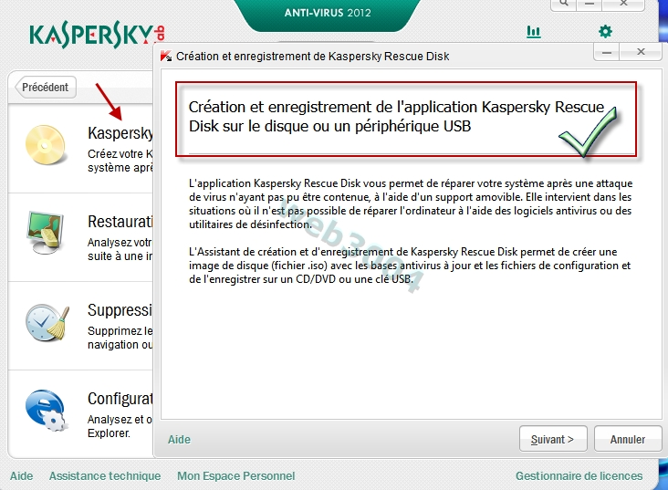 Kaspersky Anti-Virus 2012 08-06-30