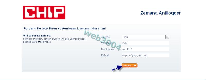 Télécharger Zemana AntiLogger gratuit pour 1 an ! 15-05-10