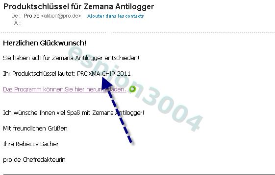 Télécharger Zemana AntiLogger gratuit pour 1 an ! 19-05-14
