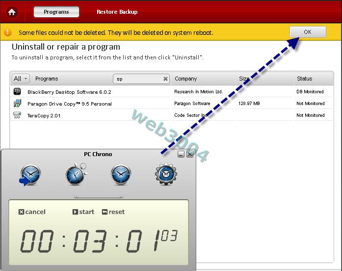 """Télécharger gratuitement """"Comodo Programs Manager"""" : Au revoir Revo ! 22-05-39"""