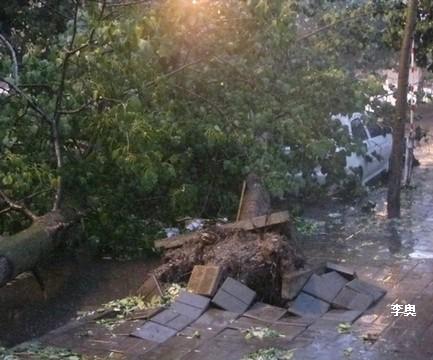 Inondation à Pékin : Plusieurs quartiers de la capitale chinoise sous les eaux - 北京雨灾 Inonda10