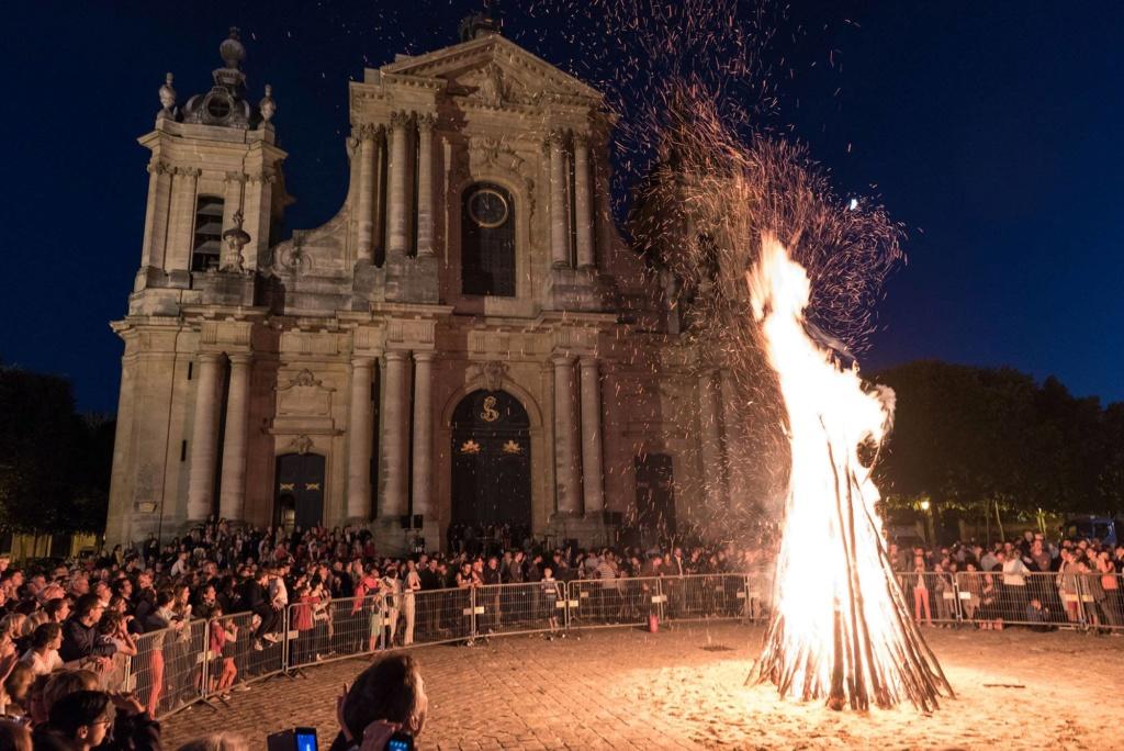 Fête de saint Jean Baptiste & Ordre de Malte à Versailles 19388710