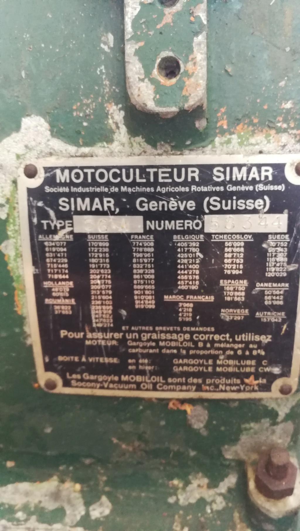 simar - motoculteur SIMAR Img_2021