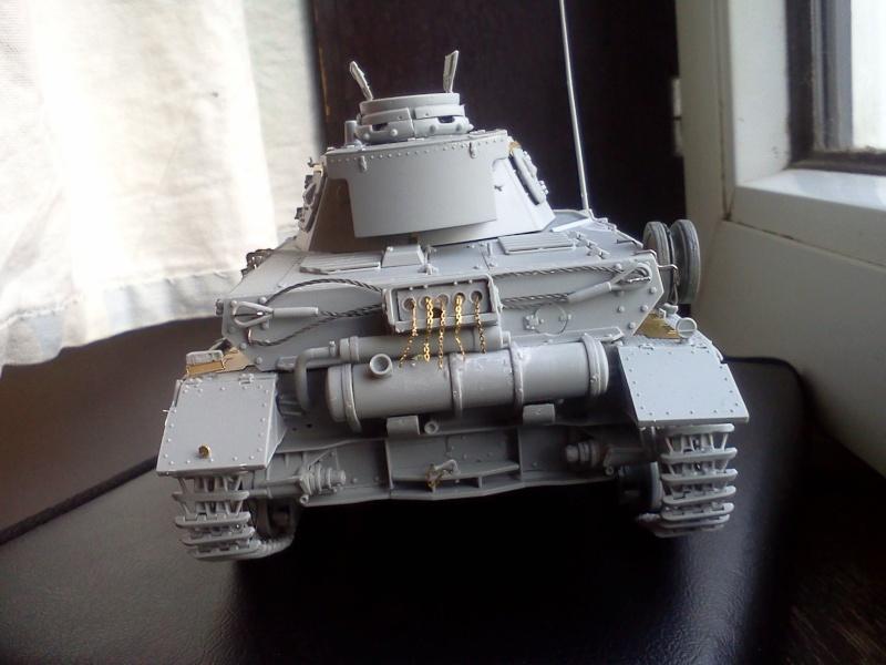 Panzer IV ausf D  Dragon 1/35 - Page 5 Img20444
