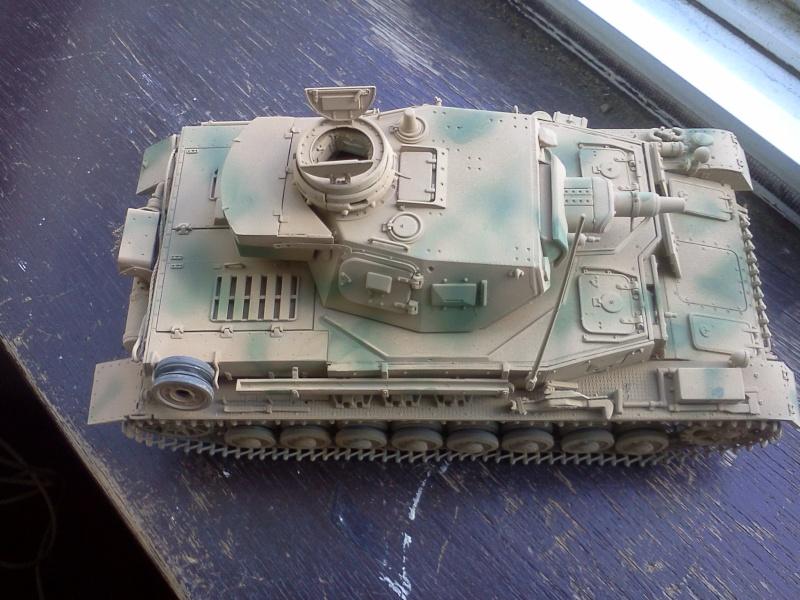 Panzer IV ausf D  Dragon 1/35 - Page 5 Img20458