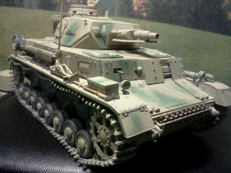 Panzer IV ausf D  Dragon 1/35 - Page 5 Img20462