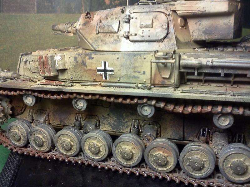 Panzer IV ausf D  Dragon 1/35 - Page 6 Img20493