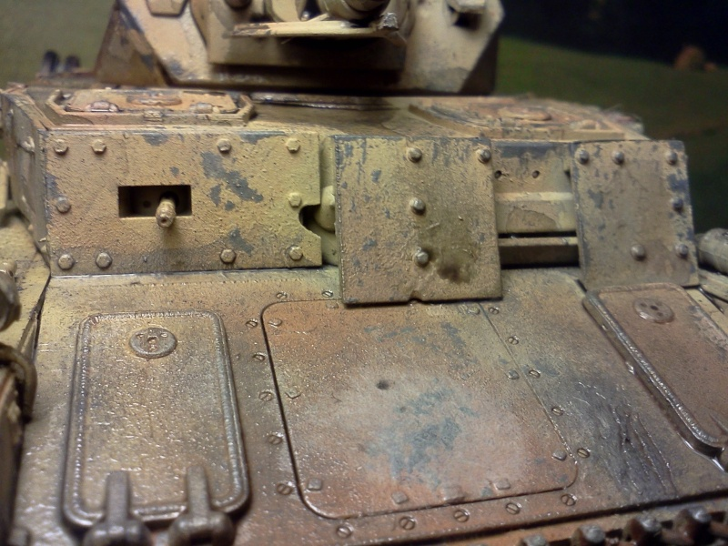 Panzer IV ausf D  Dragon 1/35 - Page 6 Img20495