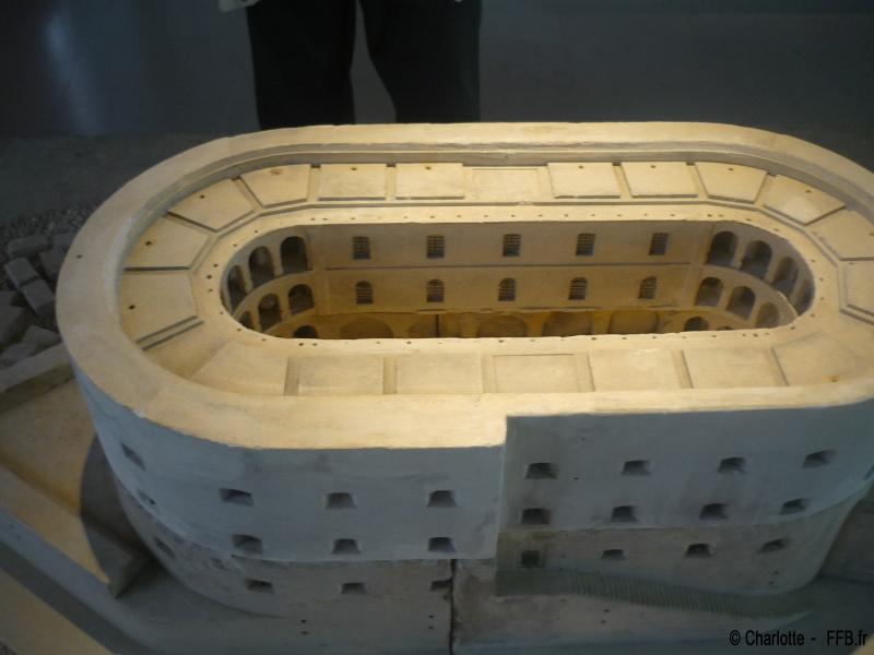 Maquette du Fort Boyard au musée de la Marine de Rochefort  P1030911