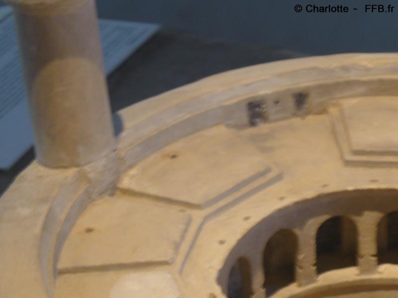 Maquette du Fort Boyard au musée de la Marine de Rochefort  P1030914