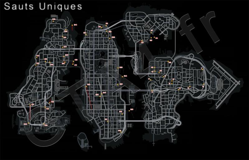 La carte : des jumps Sautsu11