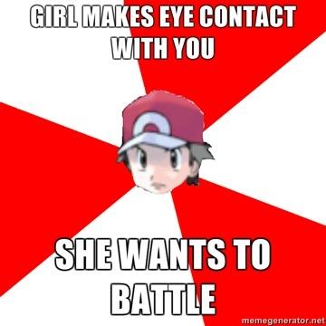 Girl makes eye contact? Tumblr10