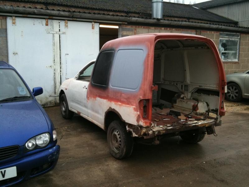 D6 Caddy Van Img_1011