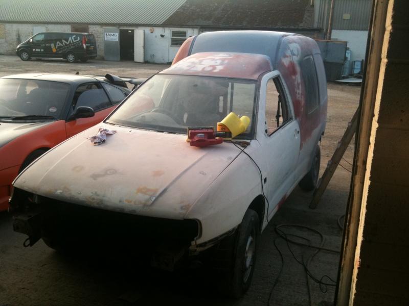 D6 Caddy Van Img_1019