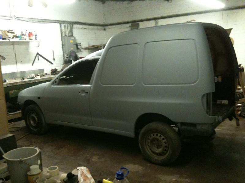 D6 Caddy Van Img_1021