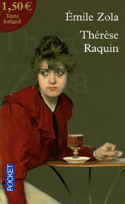 - [Zola, Emile] Thérèse Raquin Couv7210