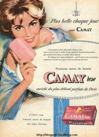 les reclames Camay10
