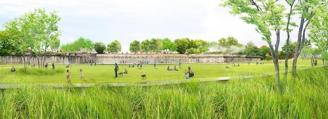 Projet de parc pour remplacer la caserne Sergent-Blandan - Page 2 4f26ed10