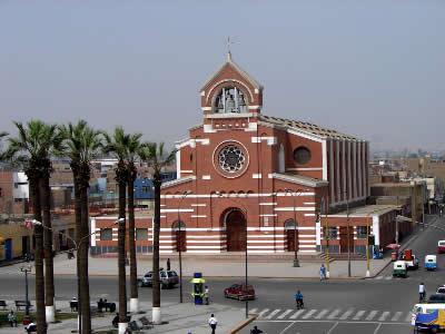 Chincha en Lima