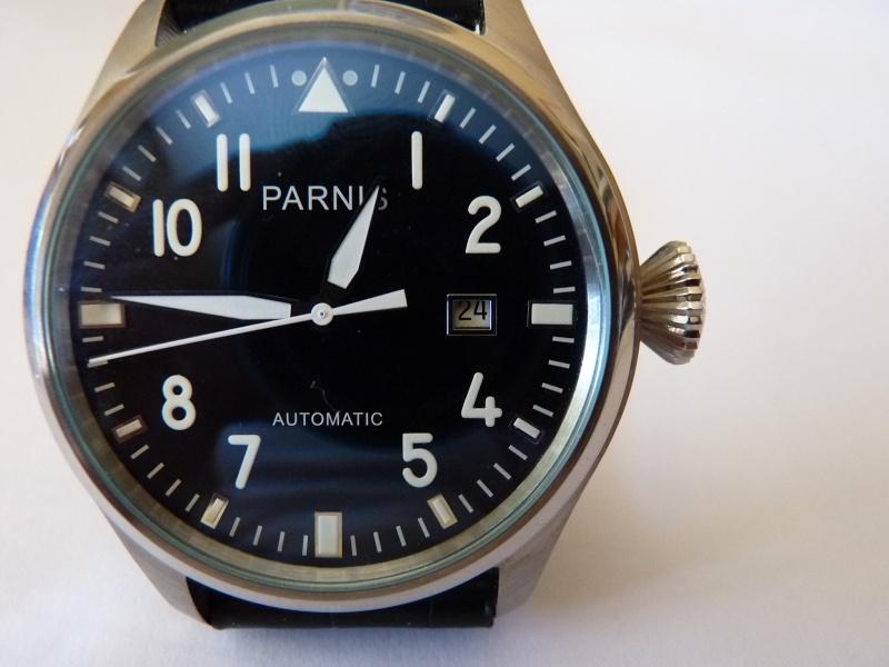 Montres Parnis Pilot, et PDL. P1000320