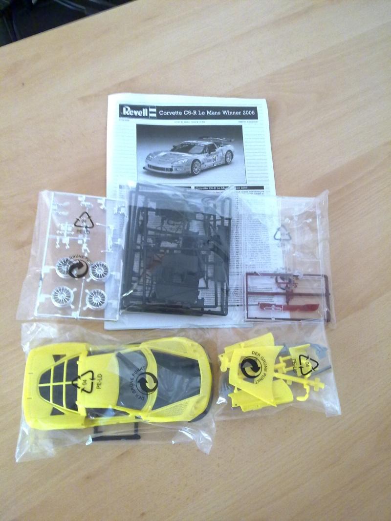 Revell Corvette C6-R 1:25 22052010