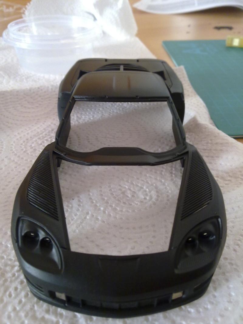 Revell Corvette C6-R 1:25 22052011