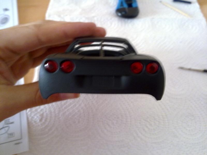 Revell Corvette C6-R 1:25 22052014