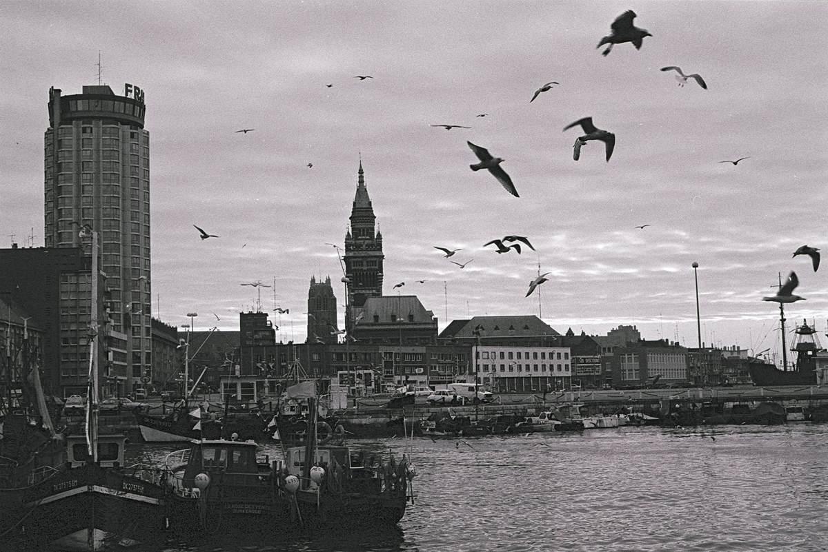 [ Histoire et histoires ] Le port de Dunkerque. _copie11