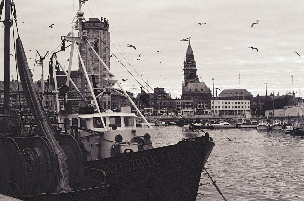 [ Histoire et histoires ] Le port de Dunkerque. _copie13