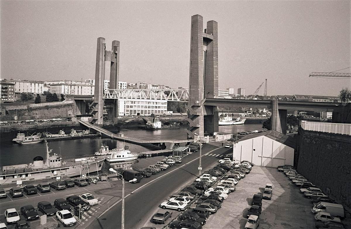 [Les ports militaires de métropole] Port de BREST - TOME 3 - Page 23 Brest_12