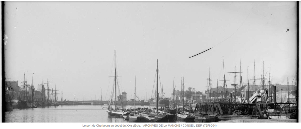[Activité des ports hors Marine] LE PORT DE CHERBOURG - Page 18 Cherb110