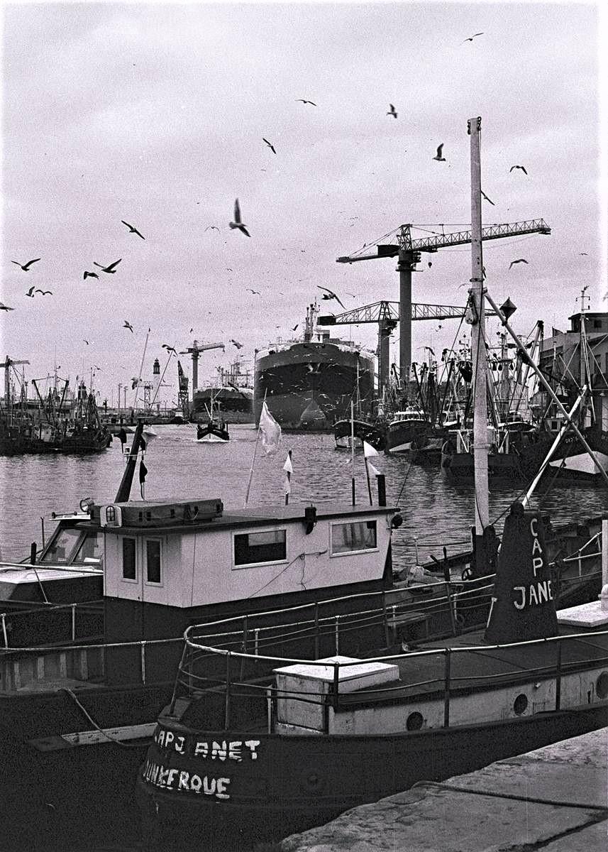 [ Histoire et histoires ] Le port de Dunkerque. Dk10