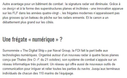 [ Divers frégates ] Frégates de défense et d'intervention (FDI) Fdi410