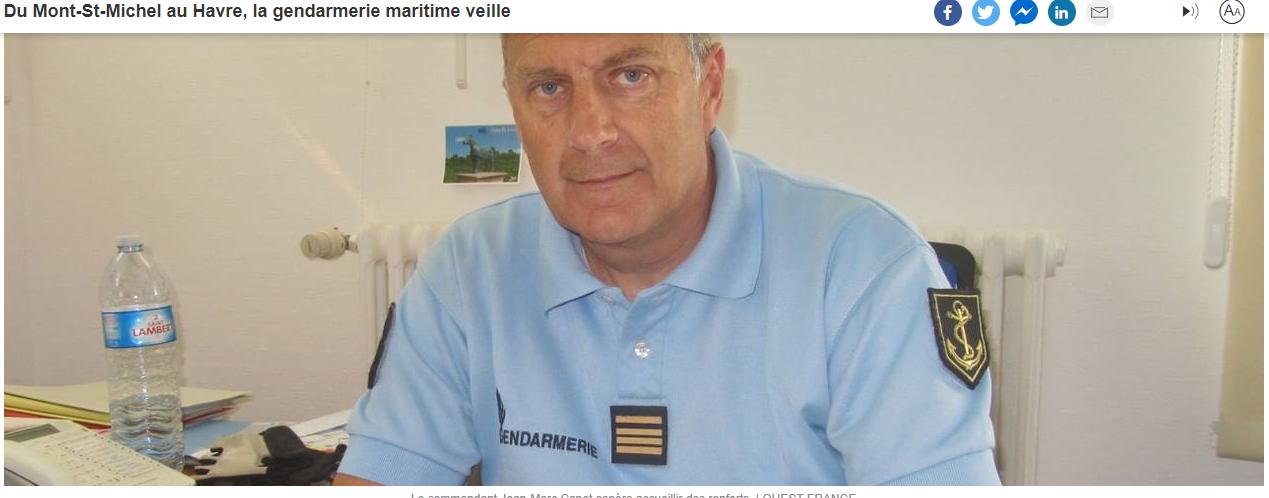 [ Divers Gendarmerie Maritime ] Gendarmerie Maritime - Page 13 Gend110