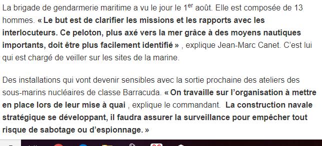[ Divers Gendarmerie Maritime ] Gendarmerie Maritime - Page 13 Gend310