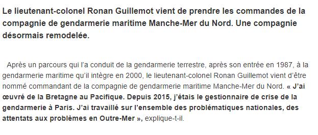[ Divers Gendarmerie Maritime ] Gendarmerie Maritime - Page 15 Gmar211
