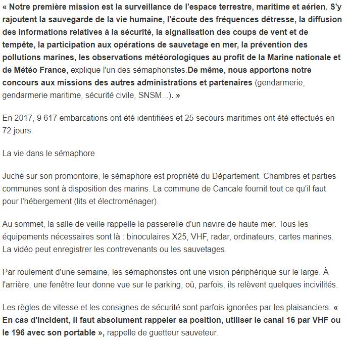 SÉMAPHORE - LE GROIN (ILLE ET VILAINE) - Page 2 Grouin19