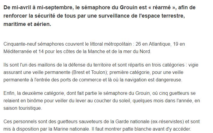 SÉMAPHORE - LE GROIN (ILLE ET VILAINE) - Page 2 Grouin20